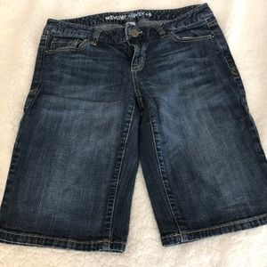 Mossimo Ladies Jean Shorts